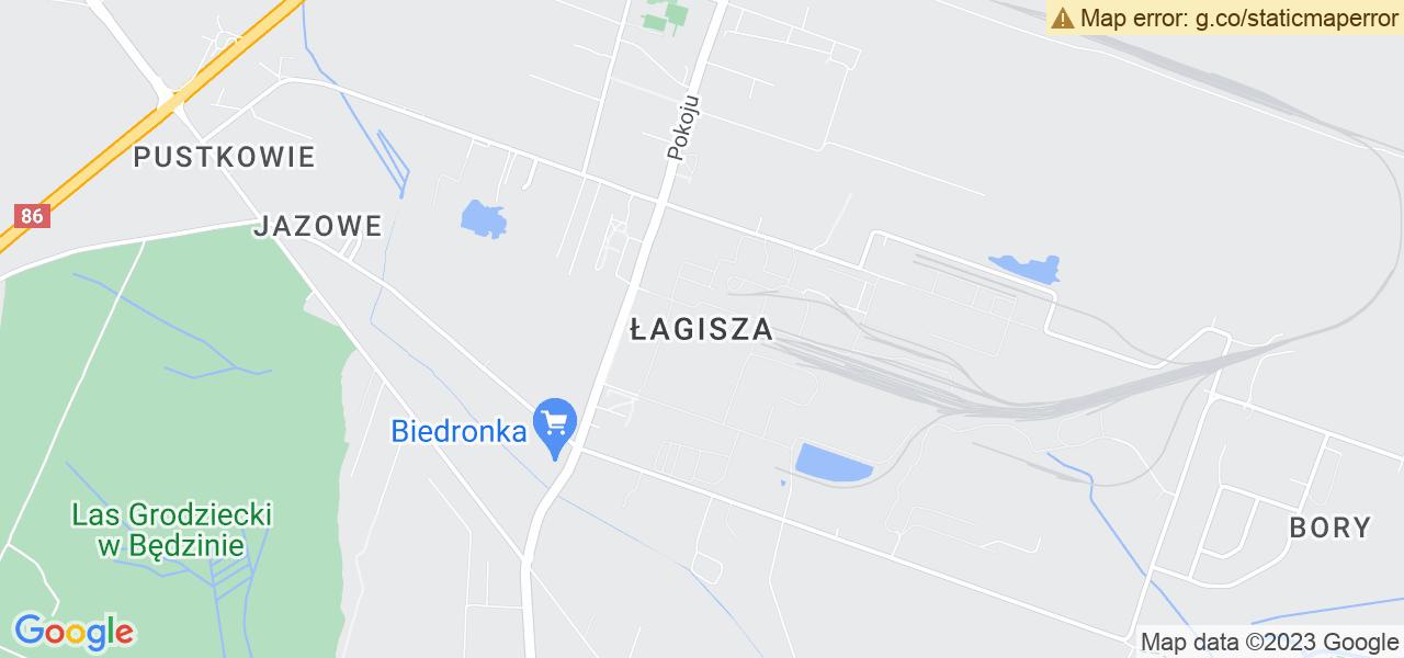 Osiedle Łagisza w Będzinie – w tych punktach ekspresowo wyślesz turbinę do autoryzowanego serwisu