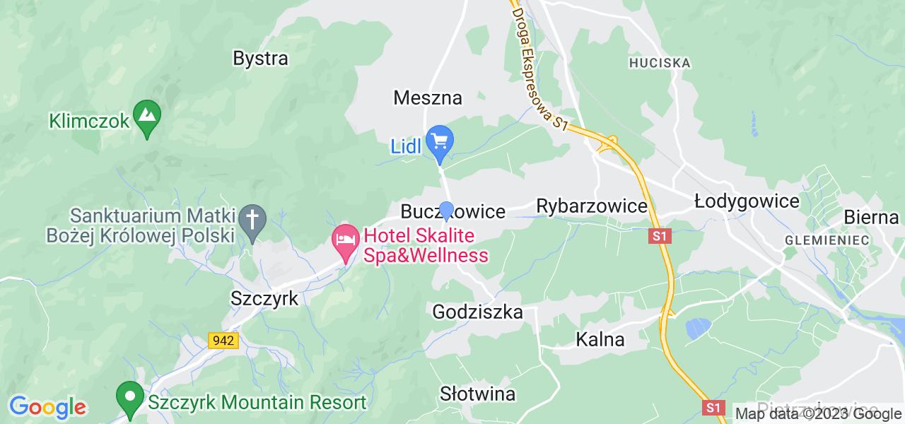 Dostępne w Buczkowicach lokalizacje punktów nadania, z których możesz skorzystać, chcąc wysłać turbinę do regeneracji w największym serwisie w Polsce