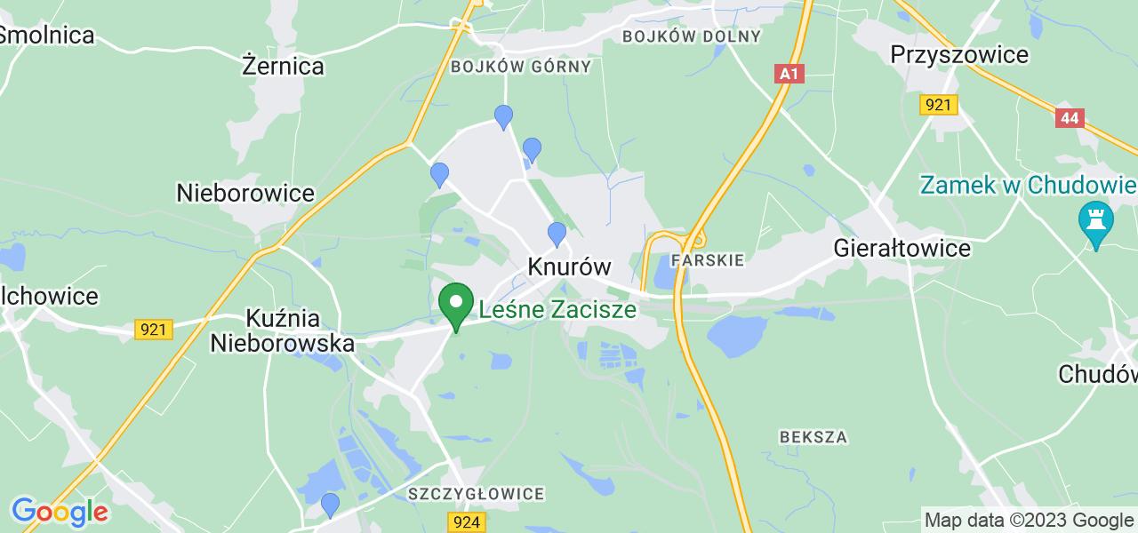 Dostępne w Knurowie lokalizacje punktów nadania, z których możesz skorzystać, chcąc wysłać turbinę do regeneracji w największym serwisie w Polsce
