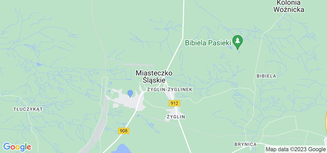 Dostępne w Miasteczku Śląskim lokalizacje punktów nadania, z których możesz skorzystać, chcąc wysłać turbinę do regeneracji w największym serwisie w Polsce