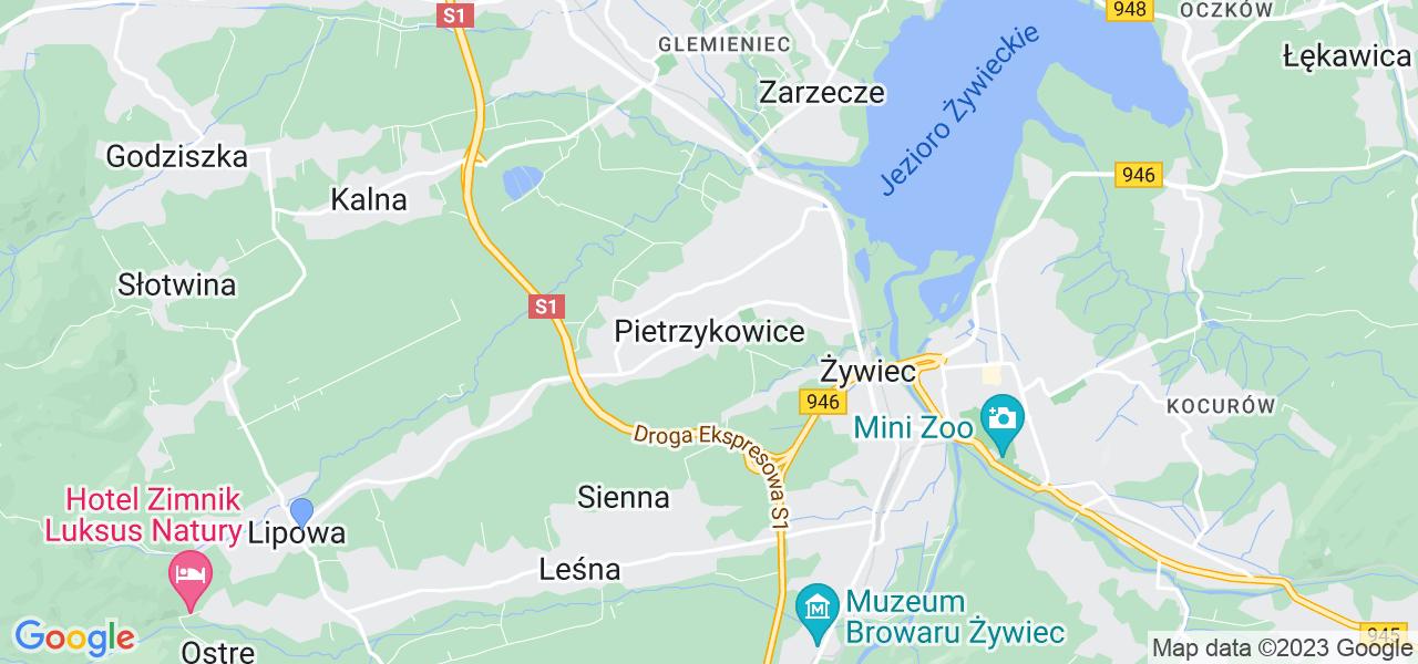 Dostępne w Pietrzykowicach lokalizacje punktów nadania, z których możesz skorzystać, chcąc wysłać turbinę do regeneracji w największym serwisie w Polsce