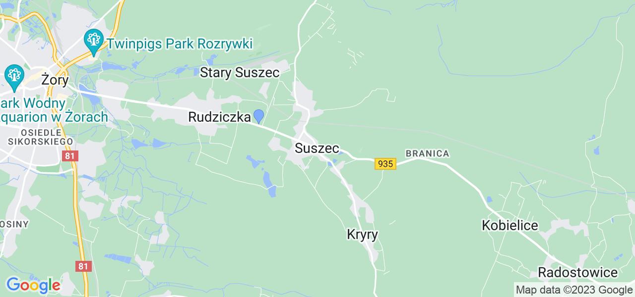 Dostępne w Suszcu lokalizacje punktów nadania, z których możesz skorzystać, chcąc wysłać turbinę do regeneracji w największym serwisie w Polsce