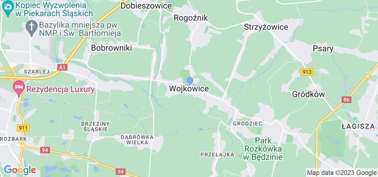Dostępne w Wojkowicach lokalizacje punktów nadania, z których możesz skorzystać, chcąc wysłać turbinę do regeneracji w największym serwisie w Polsce