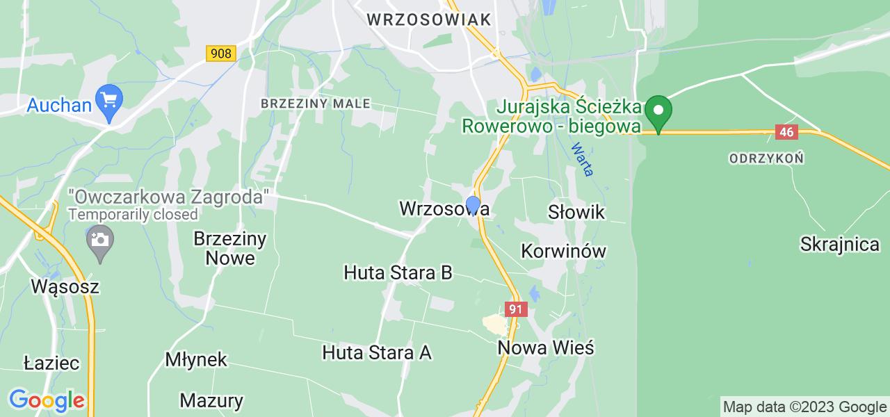 Dostępne w Wrzosowej lokalizacje punktów nadania, z których możesz skorzystać, chcąc wysłać turbinę do regeneracji w największym serwisie w Polsce