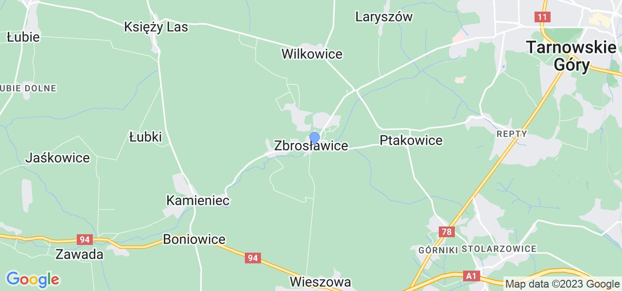 Dostępne w Zbrosławicach lokalizacje punktów nadania, z których możesz skorzystać, chcąc wysłać turbinę do regeneracji w największym serwisie w Polsce