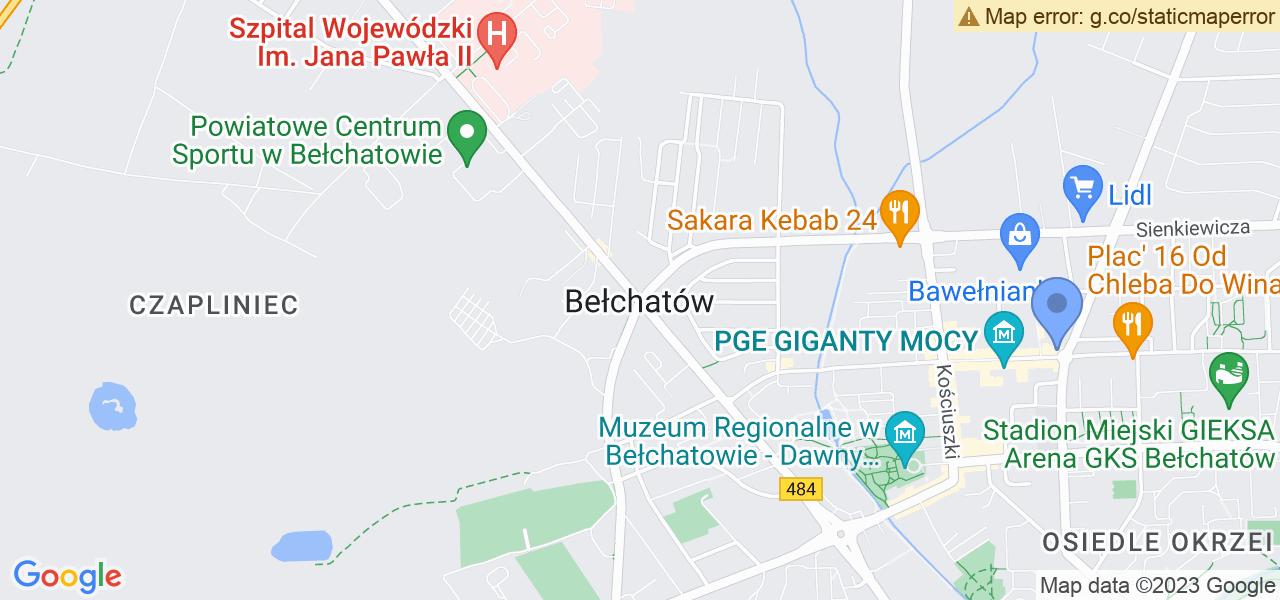 Osiedle Śródmieście w Bełchatowie – w tych punktach ekspresowo wyślesz turbinę do autoryzowanego serwisu
