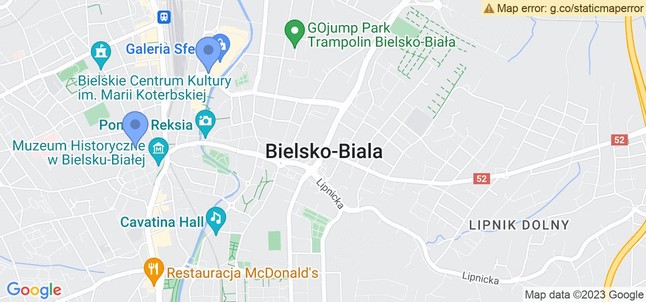 Osiedle Śródmieście w Bielsku-Białej – w tych punktach ekspresowo wyślesz turbinę do autoryzowanego serwisu