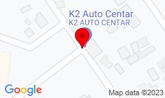 Google Map of Šabačka, Subotica