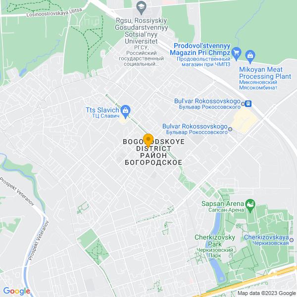 Доставка лучшей пиццы и суши на улице Бойцовая