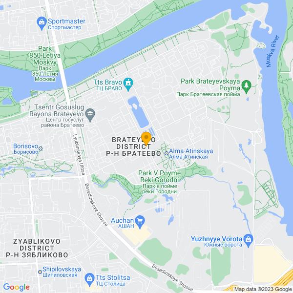Доставка лучшей пиццы и суши на улице Братеевская