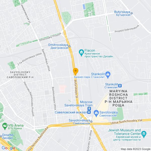 Доставка лучшей пиццы и суши на улице Бутырская