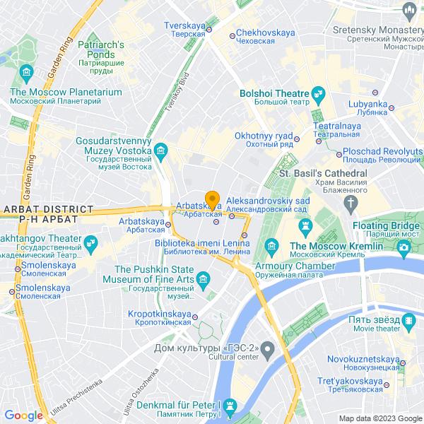 Доставка лучшей пиццы и суши на улице Воздвиженка