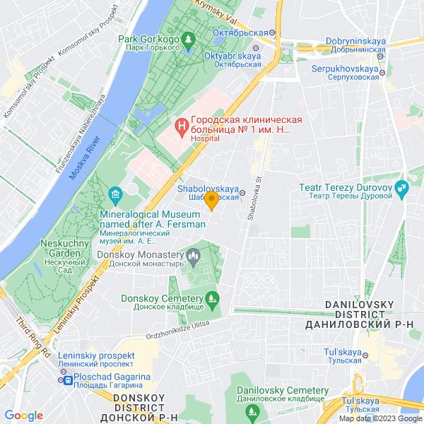 Доставка лучшей пиццы и суши на улице Донская