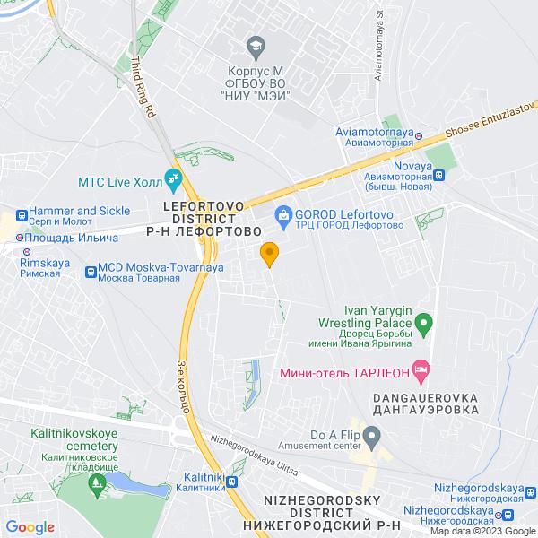 Доставка лучшей пиццы и суши на улице Душинская