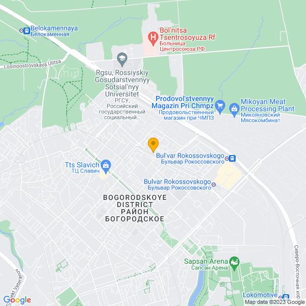 Доставка лучшей пиццы и суши на улице Ивантеевская