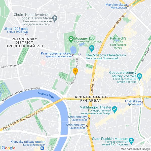 Доставка лучшей пиццы и суши на улице Конюшковская