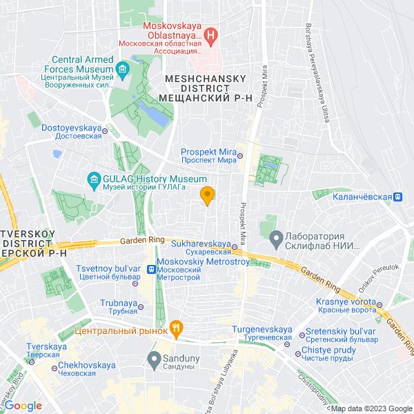 Доставка лучшей пиццы и суши на улице Мещанская