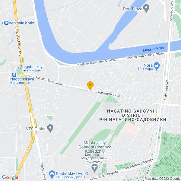Доставка лучшей пиццы и суши на улице Нагатинская