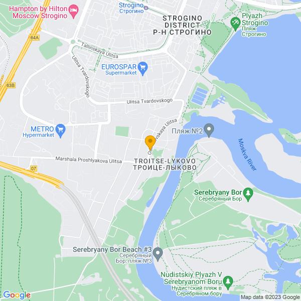 Доставка лучшей пиццы и суши на улице Одинцовская