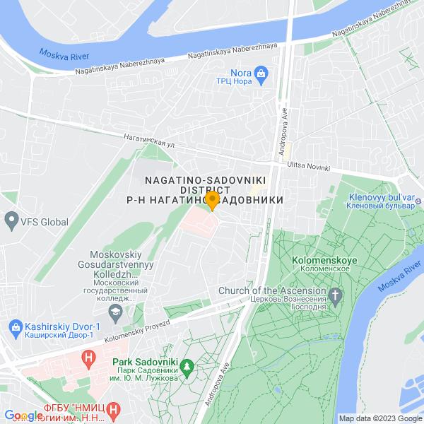 Доставка лучшей пиццы и суши на улице Садовники
