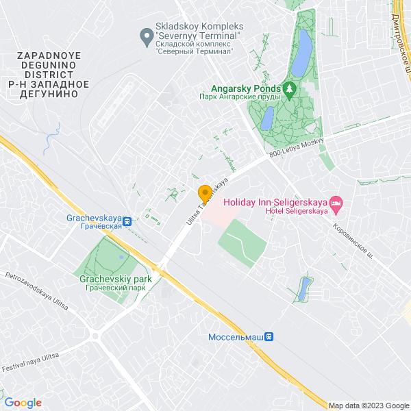 Доставка лучшей пиццы и суши на улице Талдомская