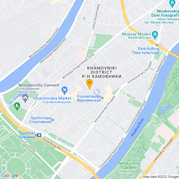 Доставка лучшей пиццы и суши на улице Трубецкая
