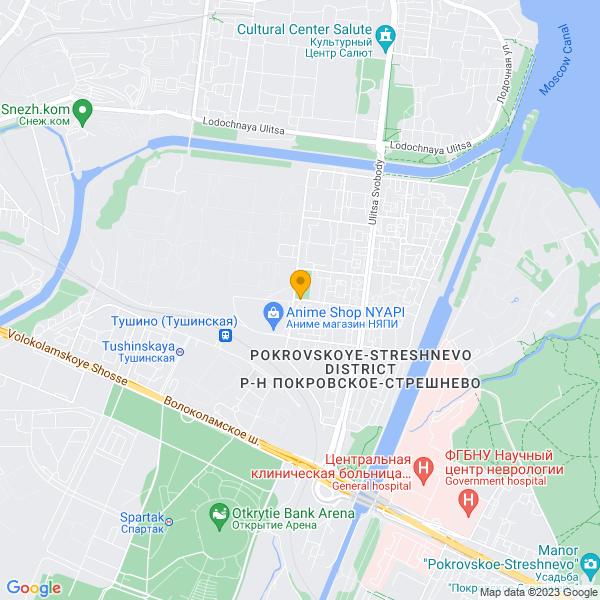 Доставка лучшей пиццы и суши на улице Циолковского