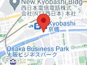 店舗周辺の地図