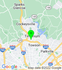 Google Map of Gadget Guru Towson Location