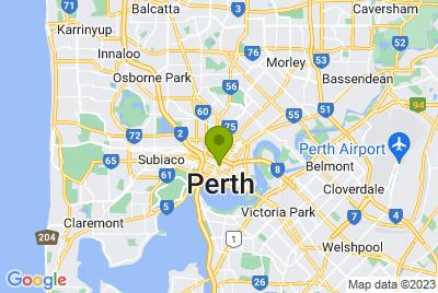Vermietstation Red Sands Campers in Perth Australien