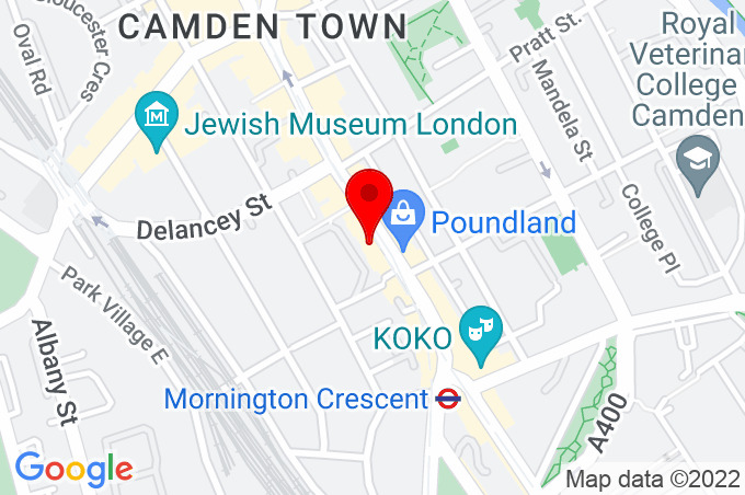 Google Map of Kodak Express Camden