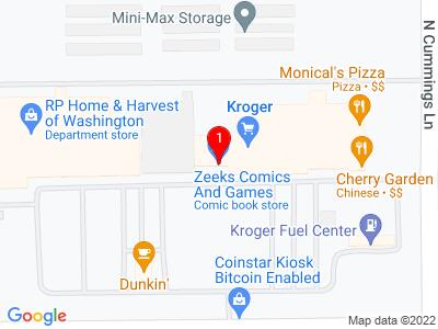 Google Map of