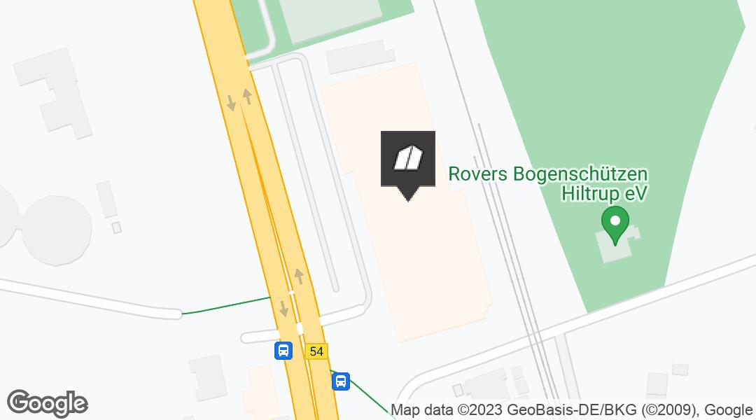 Karte für den Markt in Münster