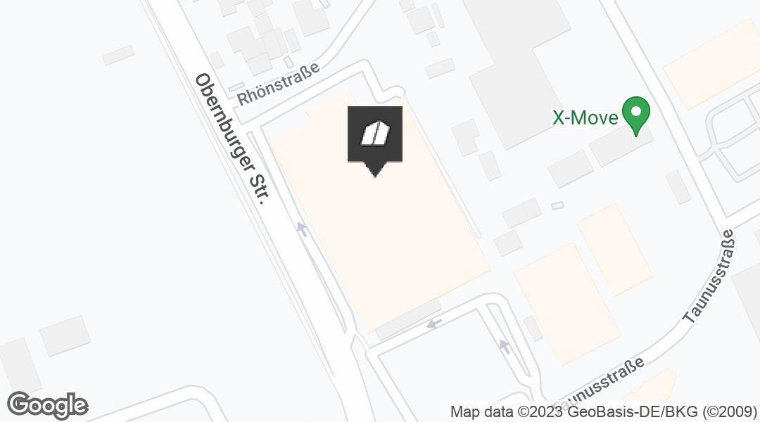Karte für den Markt in Stockstadt am Main
