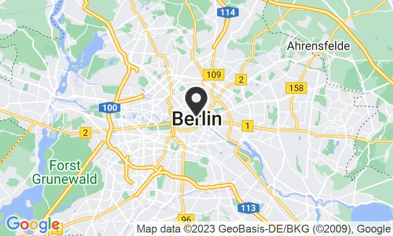 Kartenansicht   Berlin