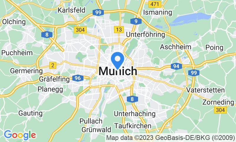 Kartenansicht   München