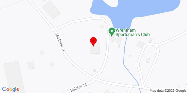 Google Map of +1+Madison+Street+Plainville+MA+02762
