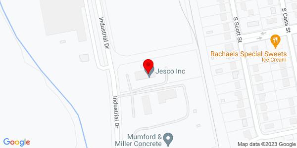 Google Map of +1001+Industrial+Drive+Middletown+DE+19709