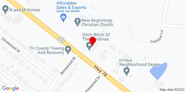 Google Map of +10048+Highway+78+Ladson+%28Charleston%29+SC+29456