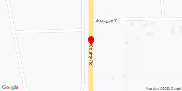 Google Map of +1005+N+West+County+Rd+Hobbs+NM+88240