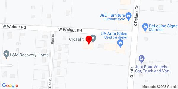 Google Map of +1016+South+Delsea+Dri+Vineland+NJ+08360