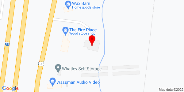 Google Map of +102+State+Road+Whately+MA+01093
