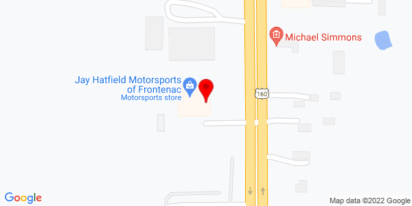Google Map of +1021+North+Highway+69+Pittsburg+KS+66762