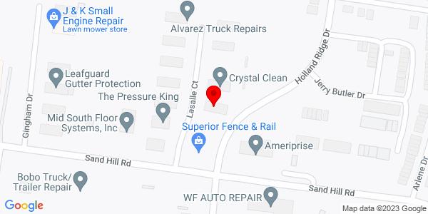Google Map of +104+LaSalle+Court+LaVergne+TN+37133
