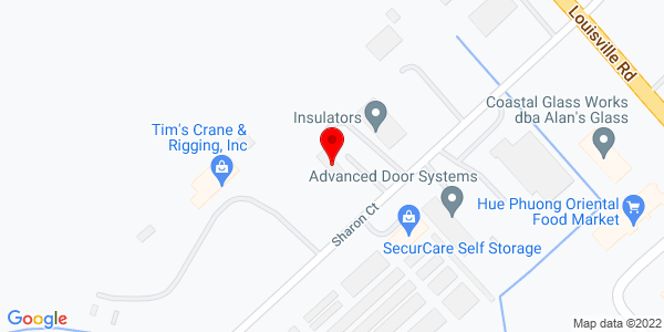 Google Map of +109+Sharon+Court+Pooler%2FSavannah+GA+31322