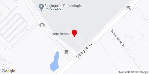 Google Map of +10990+Air+Park+Road+Ashland+VA+23005