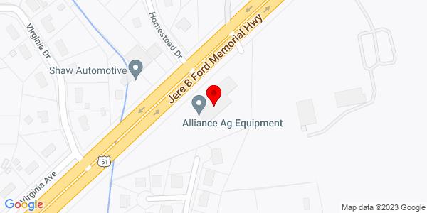 Google Map of +1115+Hwy+51+North++Troy+TN+38260
