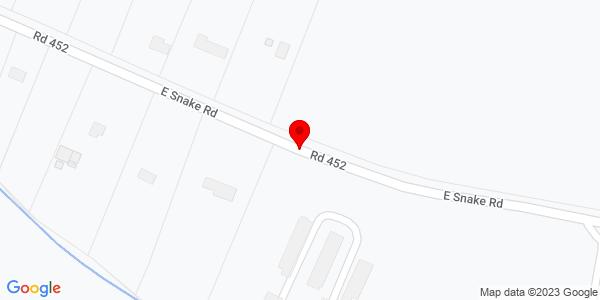 Google Map of +1119+East+Snake+Road+Delmar+DE+19940