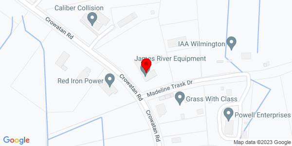 Google Map of +113+Crowatan+Road+Castle+Hayne+NC+28429