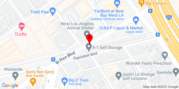 Google Map of +11371+W+Pico+Blvd+Los+Angeles+CA+90064